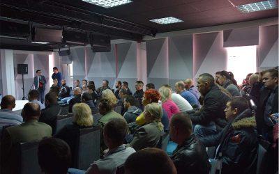 Prezantimi i thirrjes për grante për kompanitë të vogla dhe të mesme
