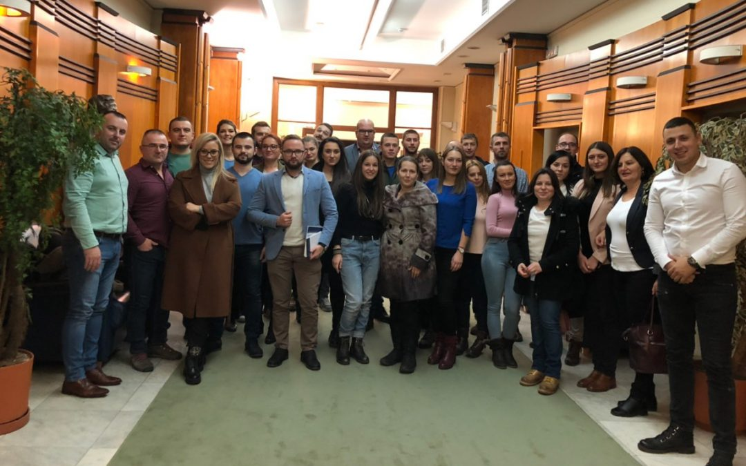 School of European Integration 2018: A Study Visit to Belgrade