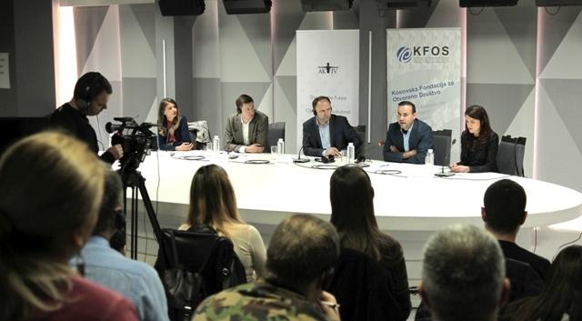 """Forum Future: """"Imamo ozbiljan problem ako ne bude dogovora između SRB i KS"""""""