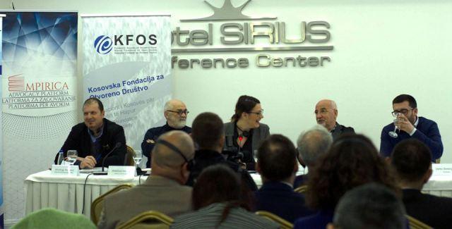 Konferencija: Međusobne percepcije Srba i Albanaca na Kosovu