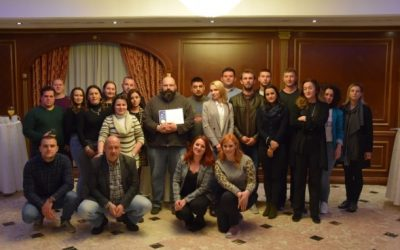 Participants of the School of European Integration have successfully completed the program