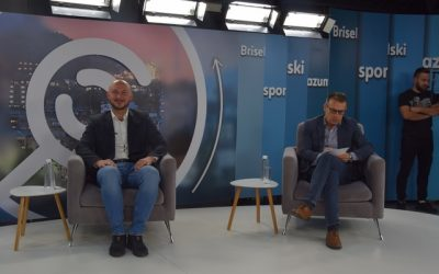 TV show Sporazoom: Aktuelno