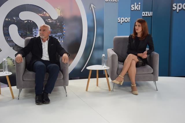 TV show Sporazoom: Briselski dijalog – šest godina posle