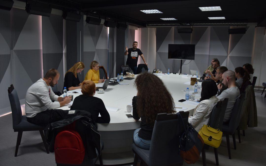 Trening osnova istraživačkog novinarstva