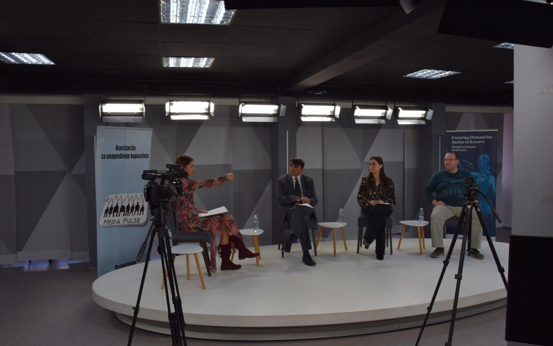 Pristup pravdi na severu Kosova