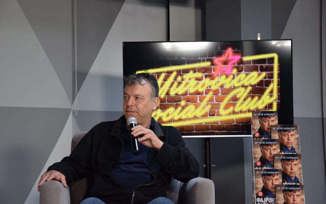 ",,Juče, danas, sutra"" sa dr Neletom Karajlićem"