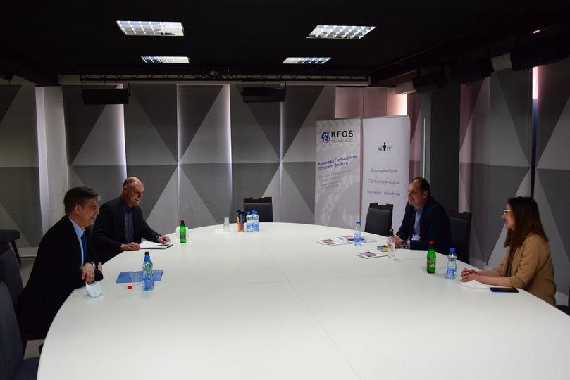 Šef misije EULEX posetio NVO Aktiv