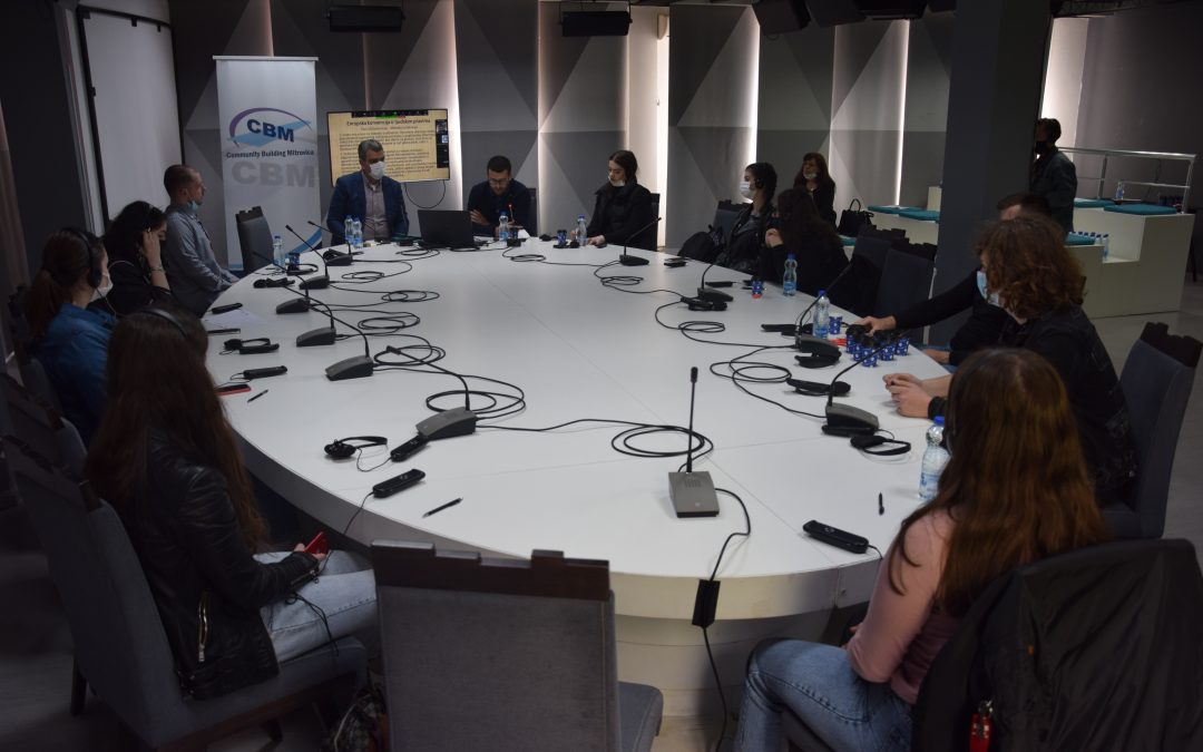 Info sesija: Značaj slobode medija za EU integracije